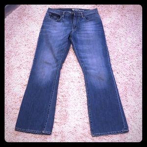 Men's GAP Boot Fit Jeans Size 31/32